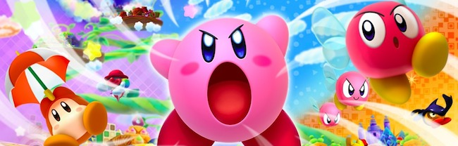 kirby triple trouble 3ds