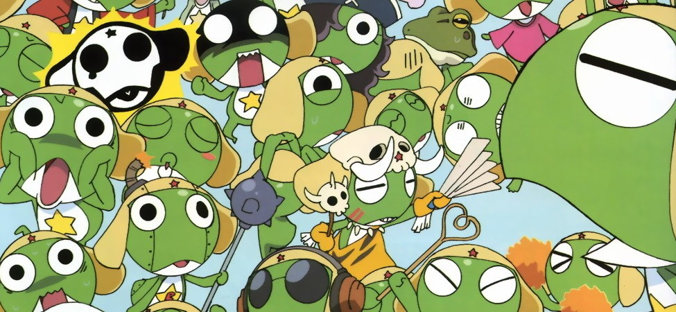 All_Keroro_Fever~!