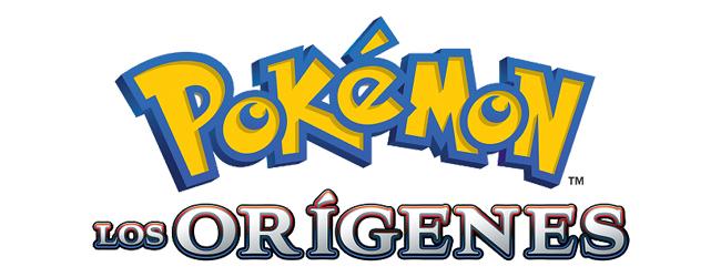 Pokemon origenes logo