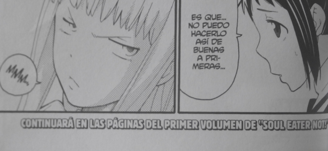 Soul Eater Not! norma