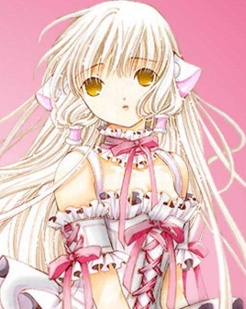 chobits kawaii chii