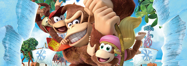 donkey kong tropical freeze nintendo
